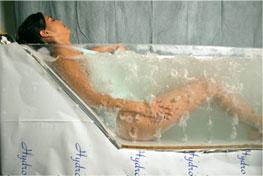 Air Massage Series Baths