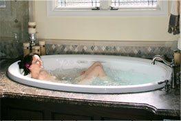 Hydro Massage Series Baths
