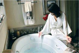 Soothing Soak Massage Series Baths
